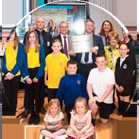 £15 MILLION TULLIBODY SCHOOL CAMPUS OPENED
